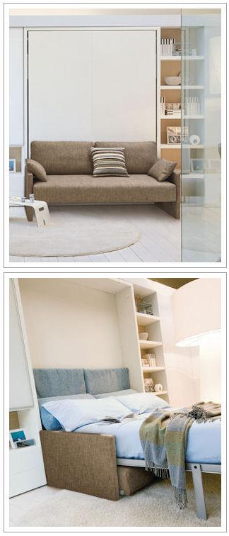 Arredamenti trasformabili clei divani futura il divano for Arredamenti trasformabili